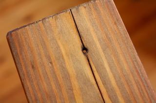 古木のボードフック