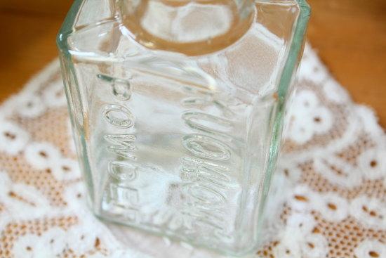 POWDERガラスボトル