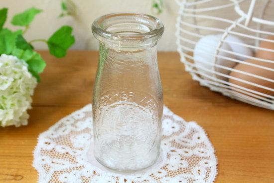 MILKガラスボトル