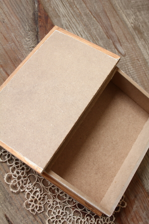 ステッチブックボックス