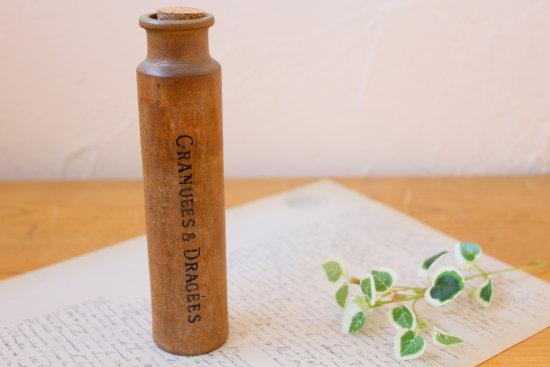 木製ボトル・ストレートロング