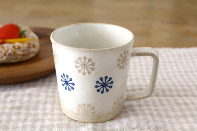 フラワーズマグカップ